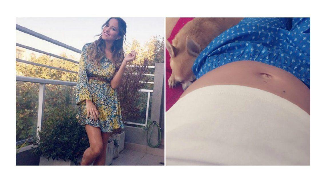 ¿Lourdes Sánchez vuelve a Showmatch?: Quiero bailar embarazada y reemplazar a Pampita en el jurado