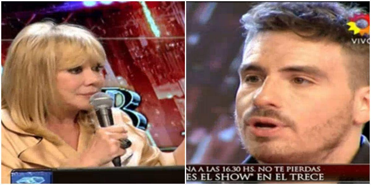 Soledad Silveyra discutió con Fede Bal por el escándalo con Barbie: ¡La próxima te vas y que prenda fuego, si se atreve!