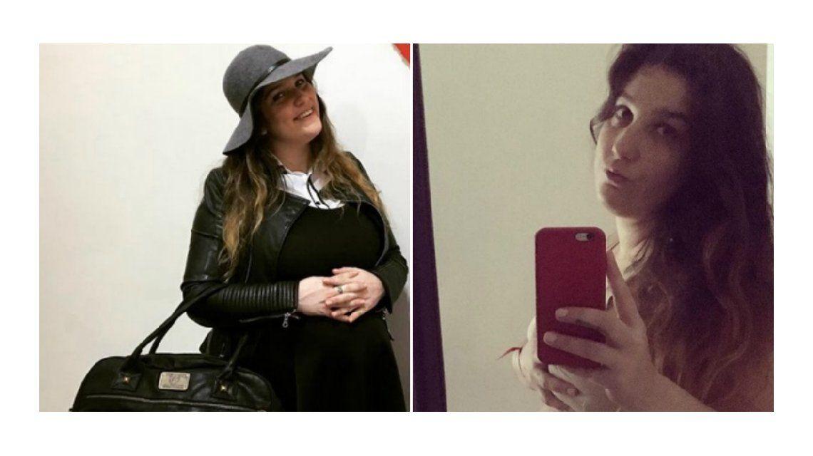 El descargo de Juana Repetto, embarazada de siete meses: Critiquen si quieren
