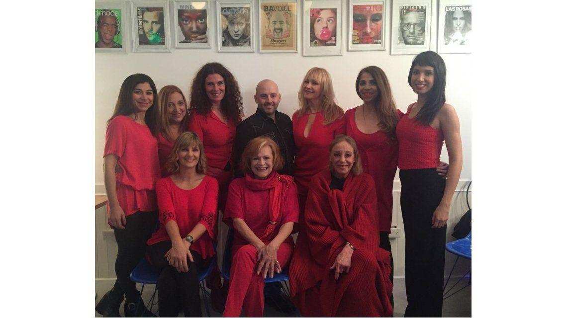 Al rojo vivo: La casa de Bernarda Alba comienza su gira nacional