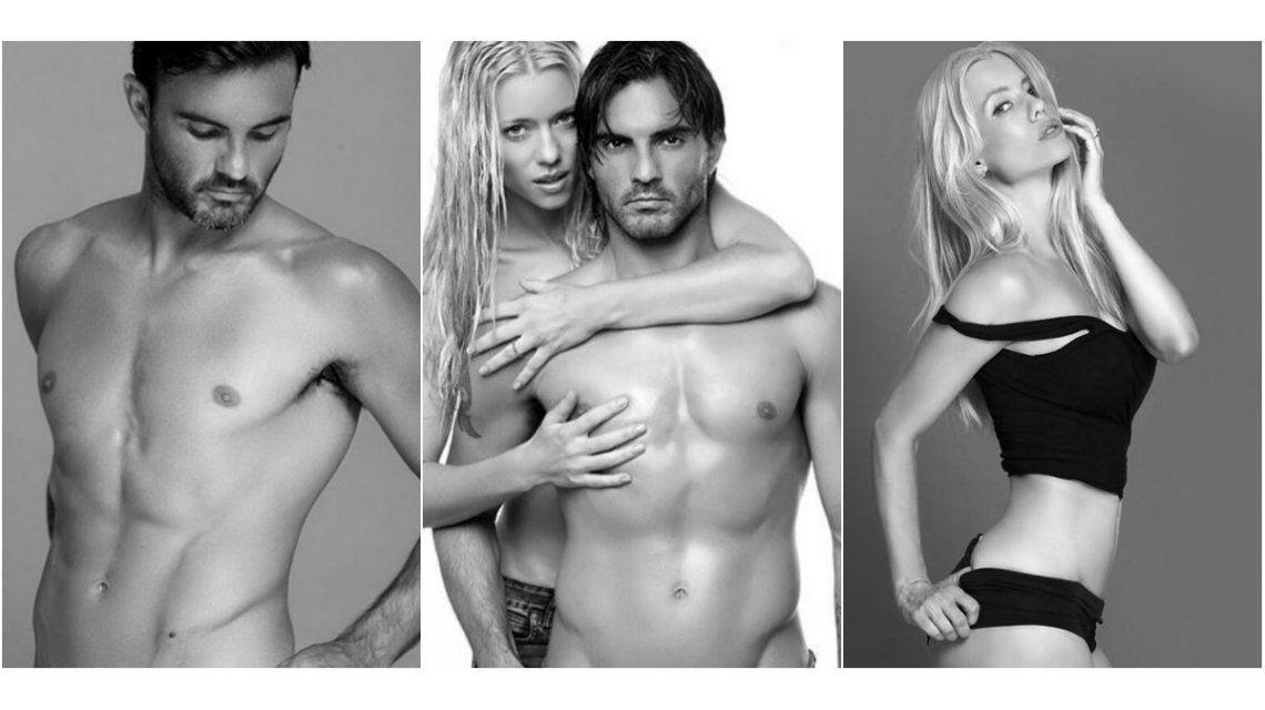 Nicole Neumann y Fabián Cubero actuarán en una ficción de Telefé