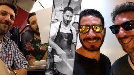 Tortonese se fue del país: viajó a EE.UU para probar suerte con su novio chef
