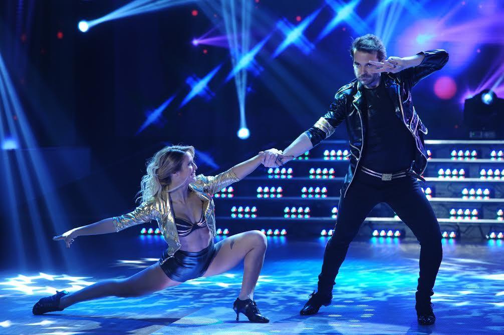 Peter Alfonso y Flor Vigna la rompieron en su debut: difícil coreo con el mejor puntaje de la ronda