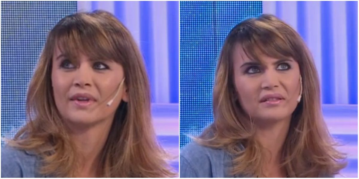 Amalia Granata, indignada en televisión por las preguntas sobre su embarazo:  No me van a venir a dar ustedes educación sexual