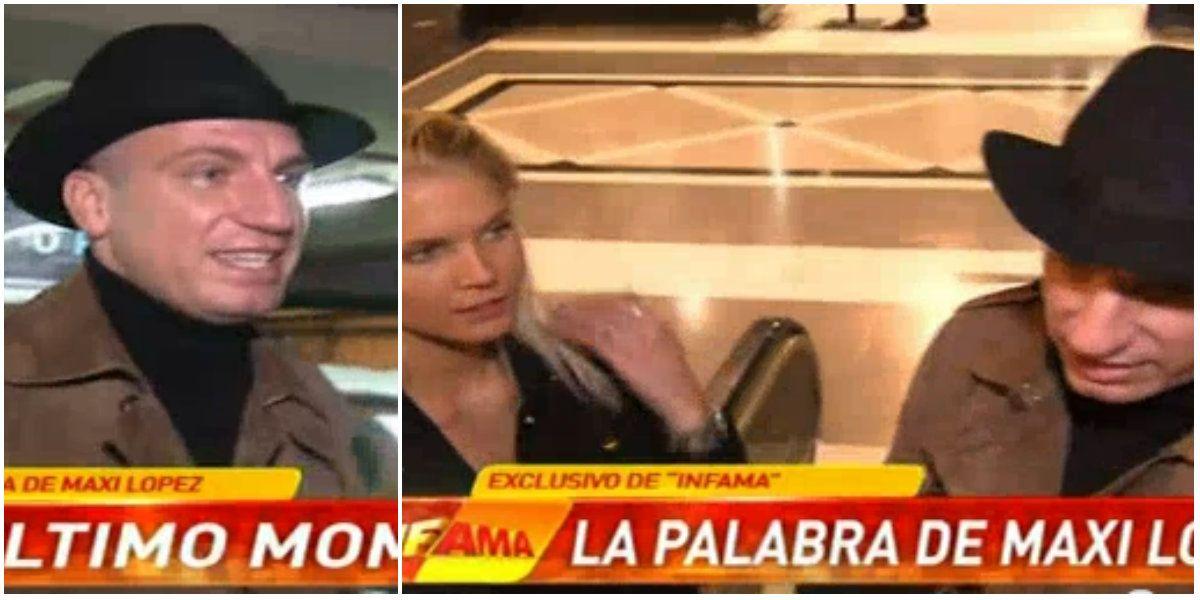 Maxi López está en la Argentina y acusa: Es la cuarta vez que Wanda me impide ver a los nenes