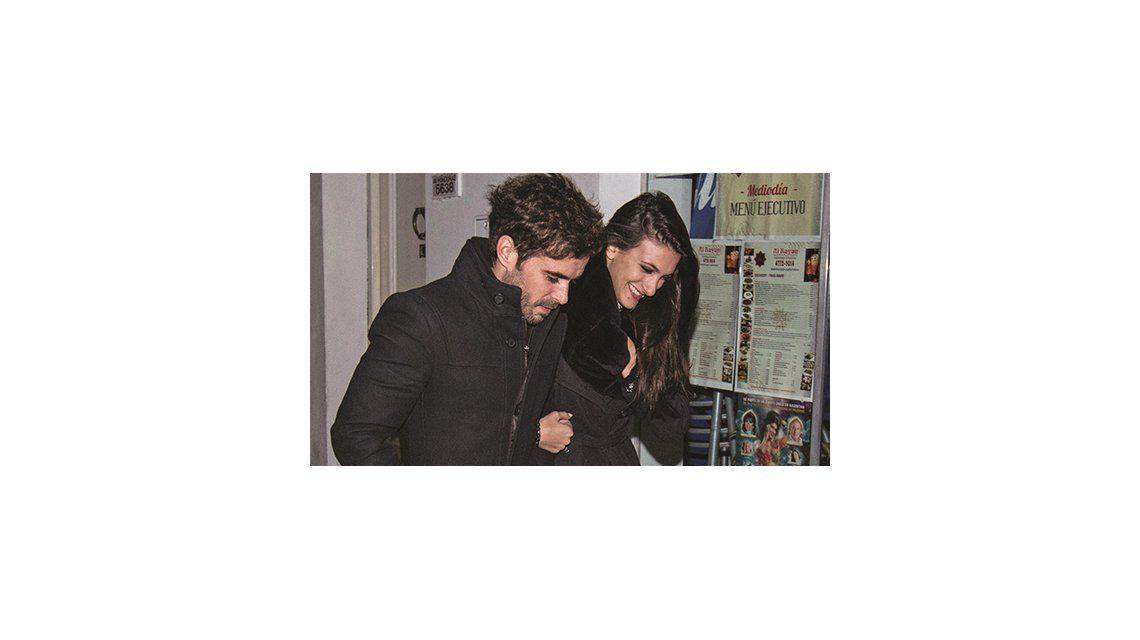Nicolás Cabré habló de las fotos junto a su nueva novia, Josefina Silveyra: Estoy muy feliz, ¡muy!