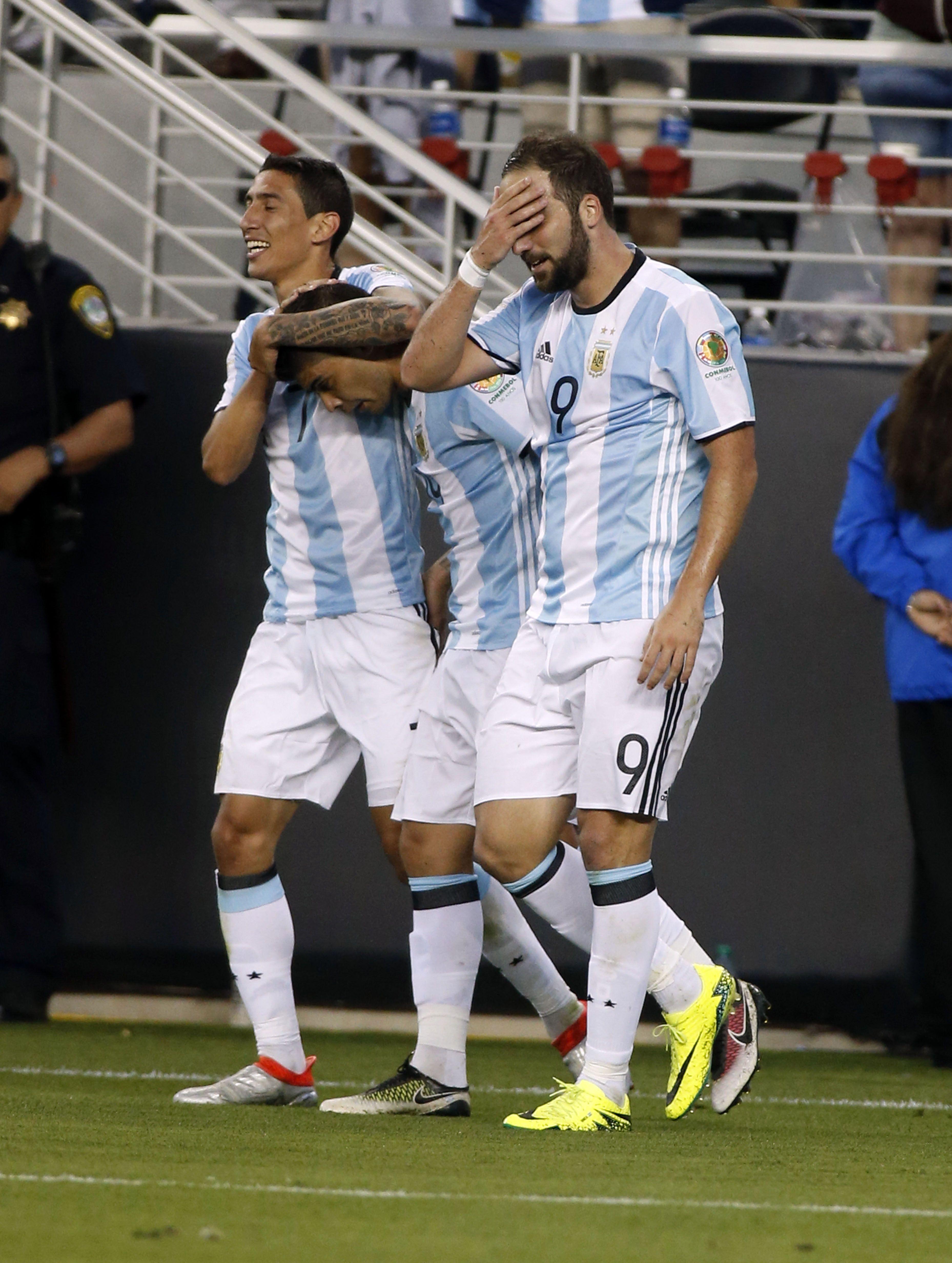 El rating de la Selección Argentina, en plena caída