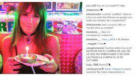 Lali Espósito en Nueva York: portada sexy, cumpleaños y guerra de fans en las redes