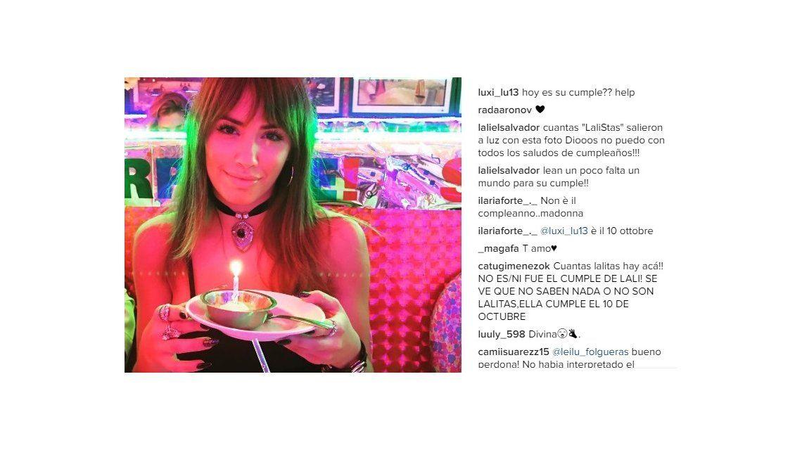 Lali Espósito en Nueva York: portada hot, cumpleaños y guerra de fans en las redes