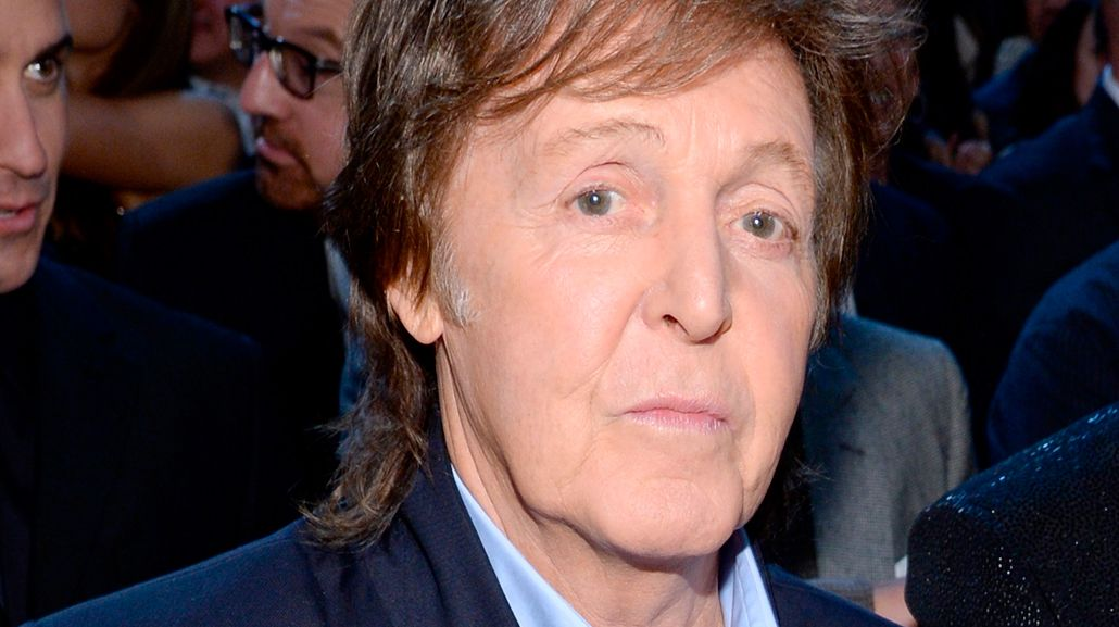 Paul McCartney: Cuando era niño, era racista