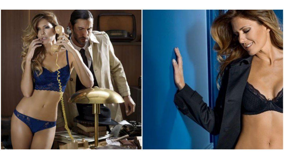 Isabel Macedo, ¡muy hot!: mirá su sensual producción de fotos en ropa interior