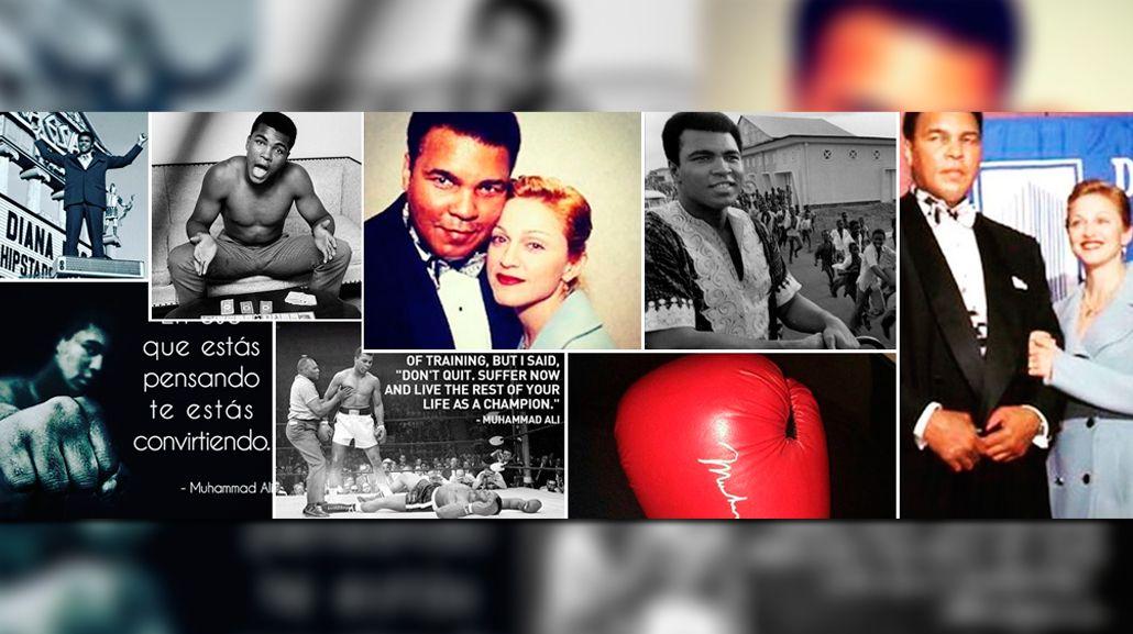 Los famosos también despiden a Muhammad Ali: Este héroe sacudió al mundo
