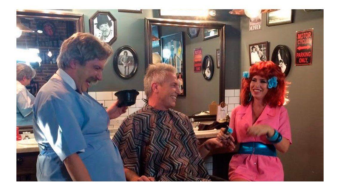 Marley adelantó cómo será el regreso de La peluquería de Don Mateo