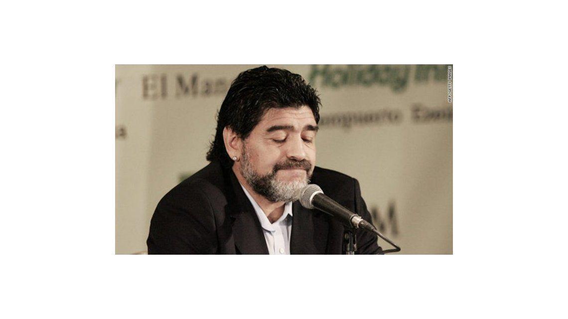 Diego Maradona pide perdón a Venezuela: Siento vergüenza de ser argentino