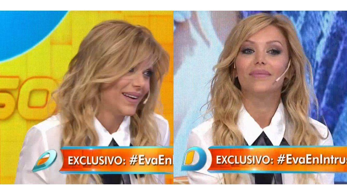 Evangelina Anderson habló de todo: su familia, Karina la Princesita, Wanda y la Argentina