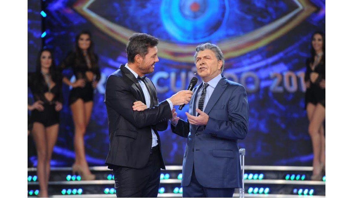 Gran Cuñado: así fue la genial imitación de Freddy Villarreal a Mauricio Macri