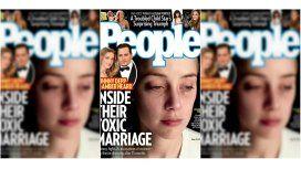 Nuevas fotos de la mujer de Johnny Depp que comprobarían las agresiones