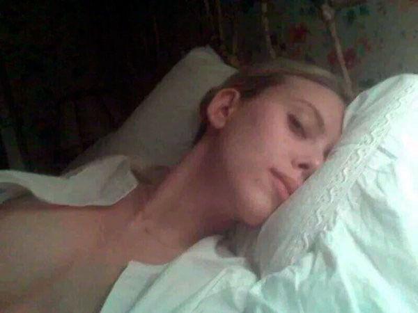 Scarlett Johansson habló de sus fotos intimas: Fue devastador