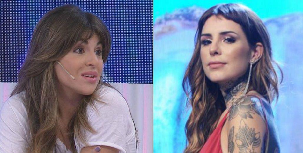 Gianinna Maradona volvió a criticar a Cande Tinelli y ella salió al cruce con un irónico mensaje