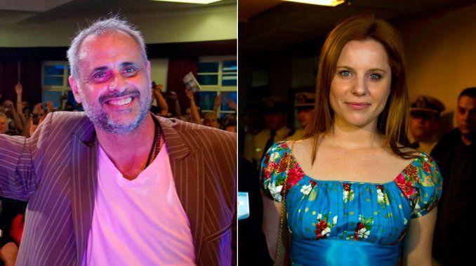 La relación hot de Jorge Rial y Agustina Kämpfer: Le mando mensajes subidos de tono cuando está en TV