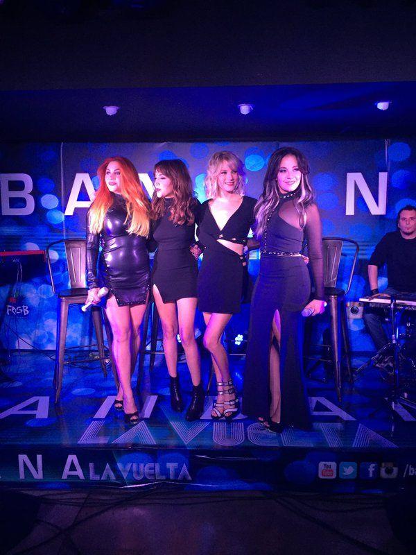 La presentación oficial del regreso de Bandana a los escenarios