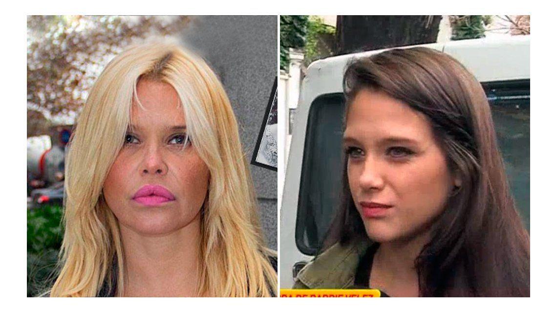 El apoyo de Nazarena Vélez a Barbie Vélez tras su renuncia al Bailando: Con tus apenas 21 años me seguís...
