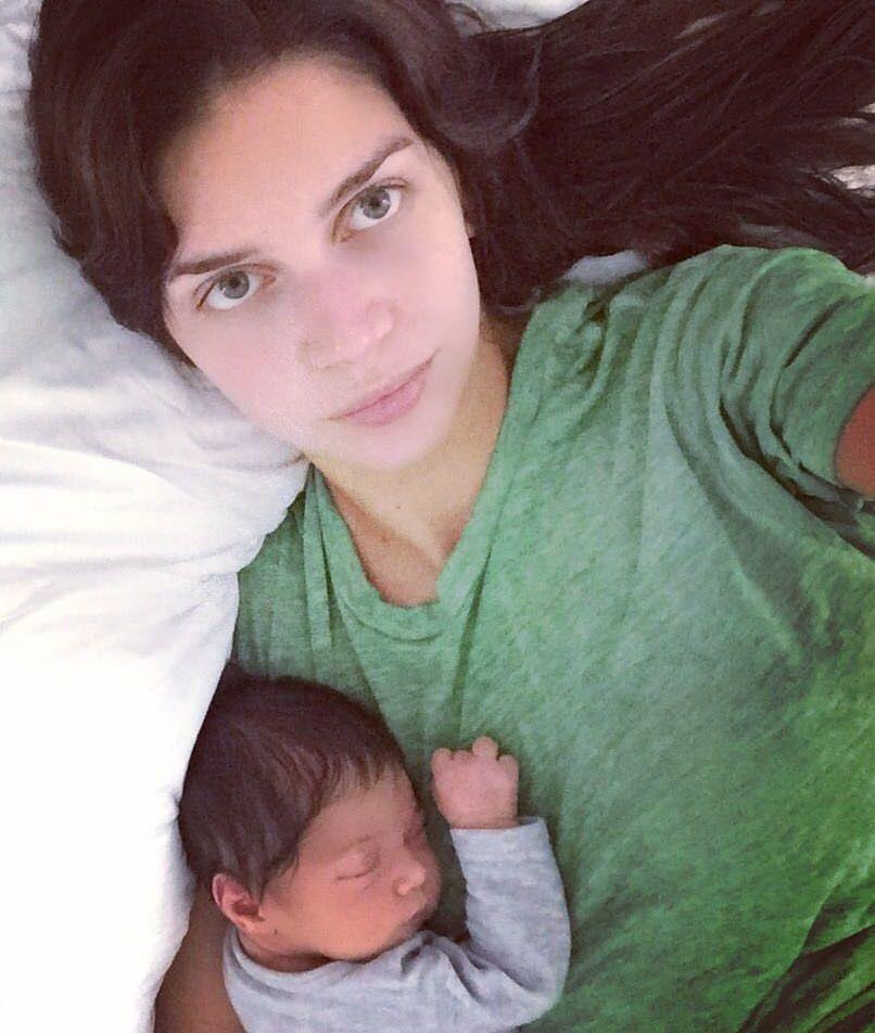Zaira Nara, a dos meses de ser madre: Queremos darle un hermanito a Malaika