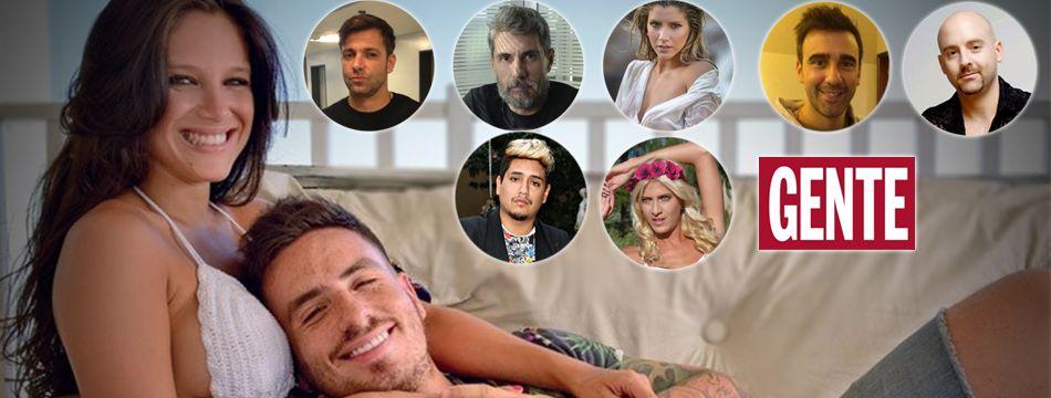 Desde Candela Ruggeri hasta Martín Bossi: los ocho famosos citados a declarar en la causa Fede Bal - Barbie Vélez