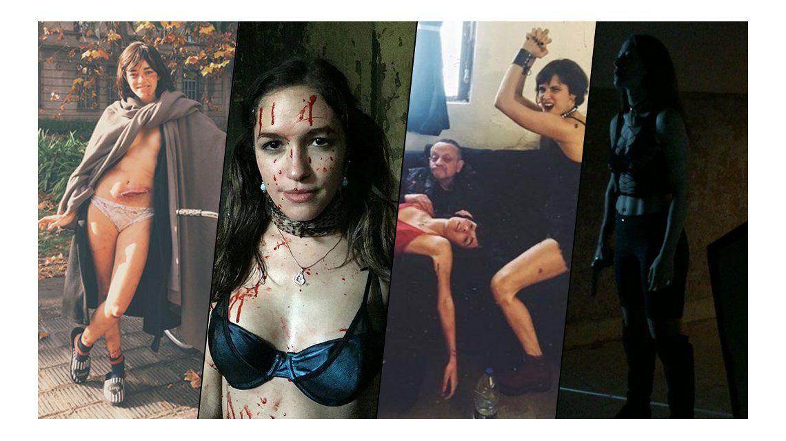 Sangre, muerte y cicatrices: impactantes escenas de Hipersomnia, la nueva película argentina de terror