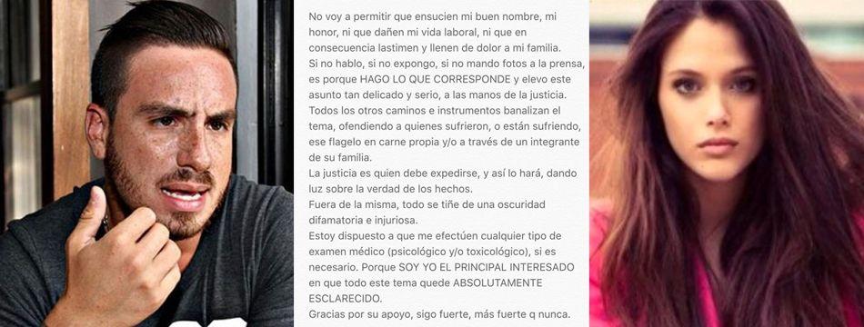 Fuerte descargo de Fede Bal, en medio del escándalo con Barbie Vélez: Si no hablo ni mando fotos a la prensa es porque...