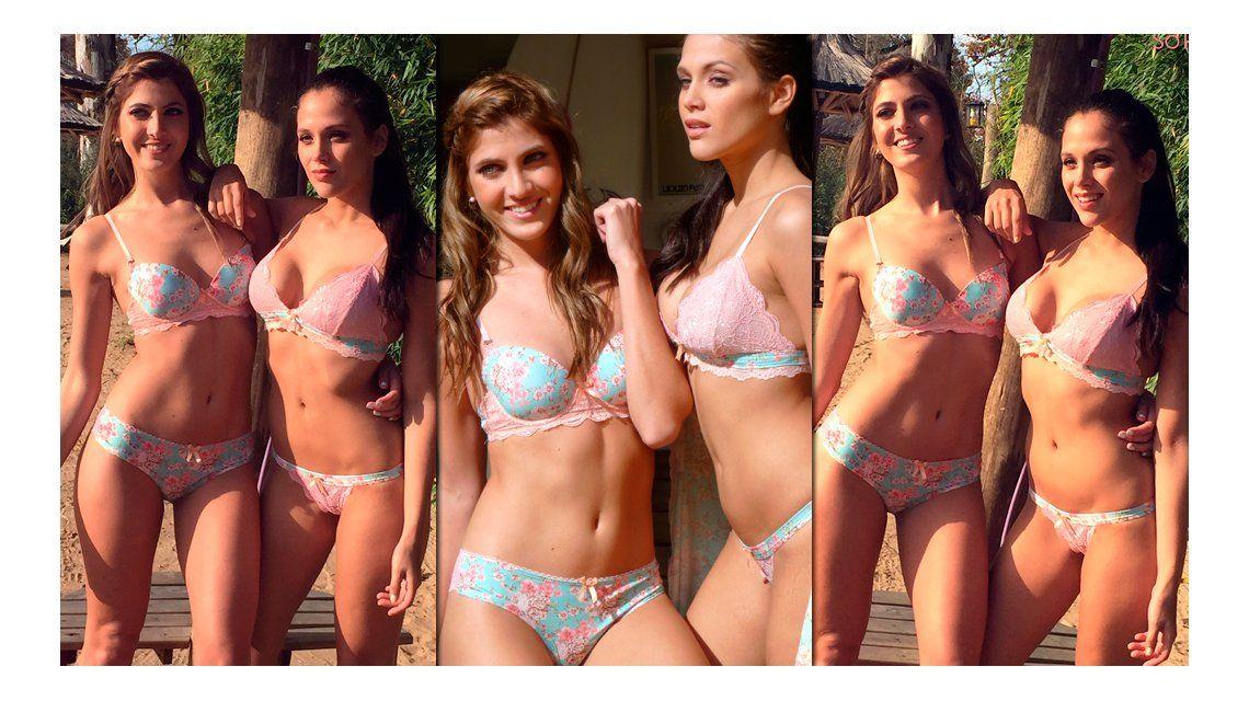 Cande Ruggeri, sensual con Barbie Vélez: El hermano de Guillermo Coria es mi amigo, pero no salgo con él