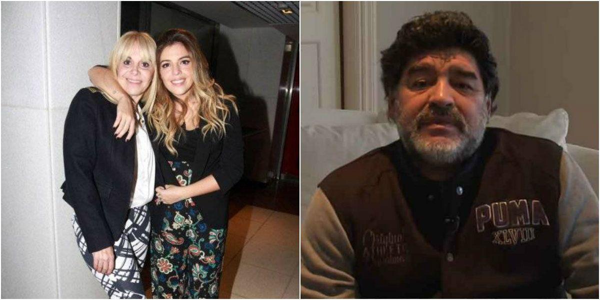 La Justicia confirmó el sobreseimiento de Claudia Villafañe por la causa de los objetos: el tuit de Dalma contra los medios