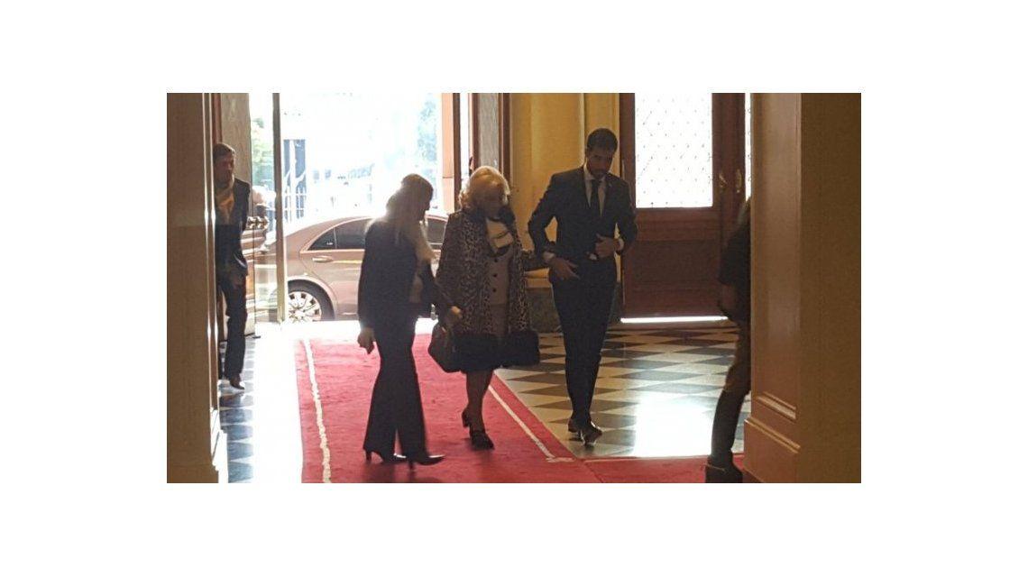 Mirtha Legand almorzó con Mauricio Macri: Le dije que las tarifas eran muy altas