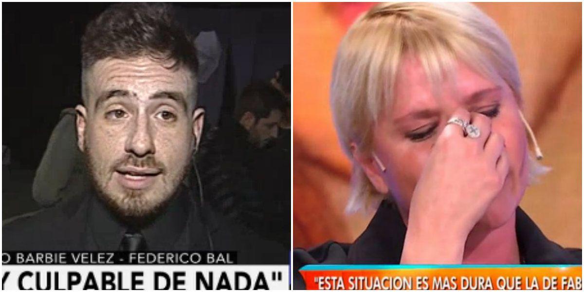 Fede Bal respondió las fuertes declaraciones de Nazarena Vélez: Todo lo que dice lo va a tener que probar