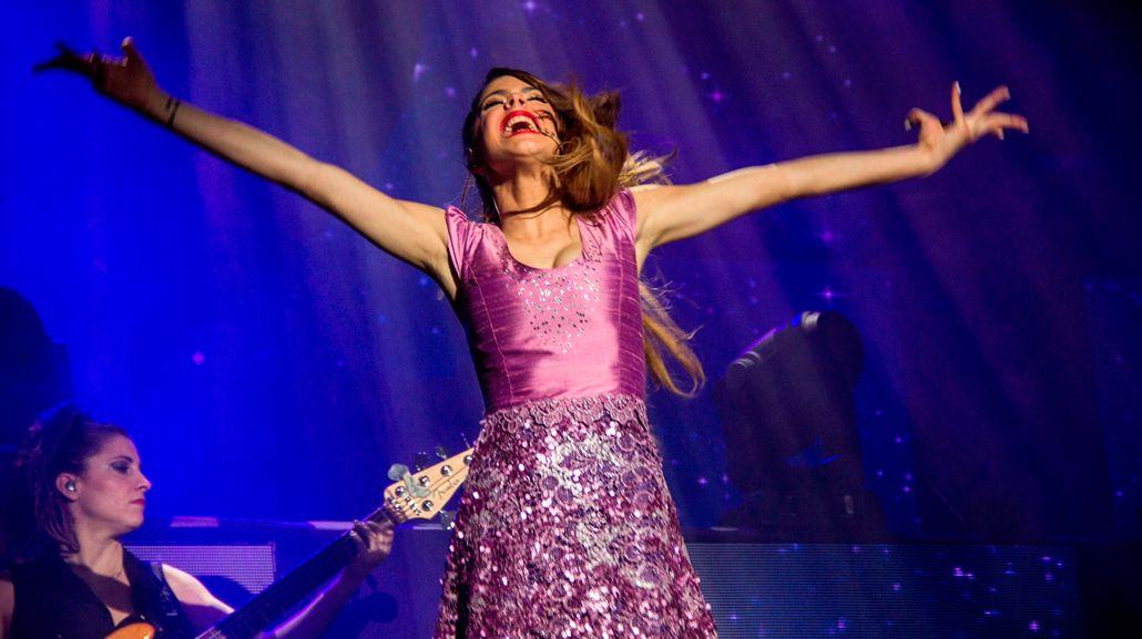 Tini Stoessel brindará un show en Buenos Aires