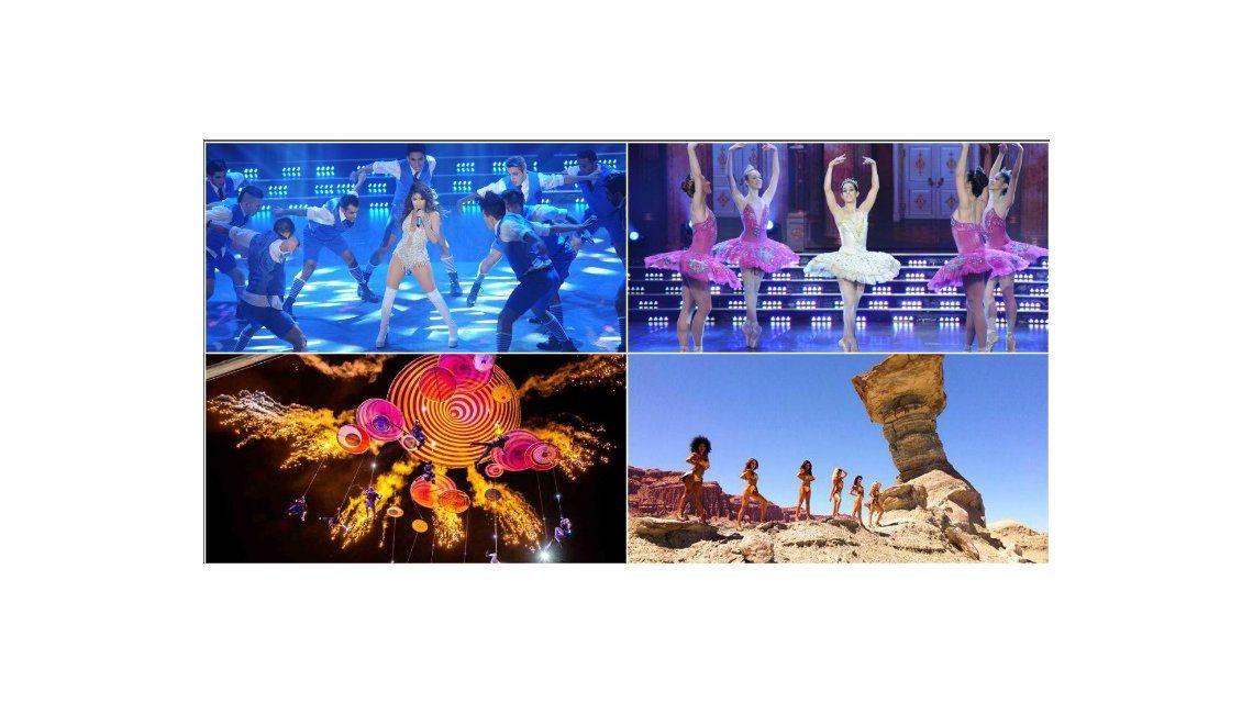 ShowMatch: las mejores aperturas del programa más visto de la televisión