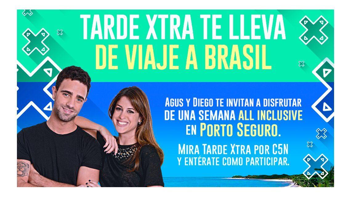 Tarde Xtra te lleva de viaje a Porto Seguro, Brasil