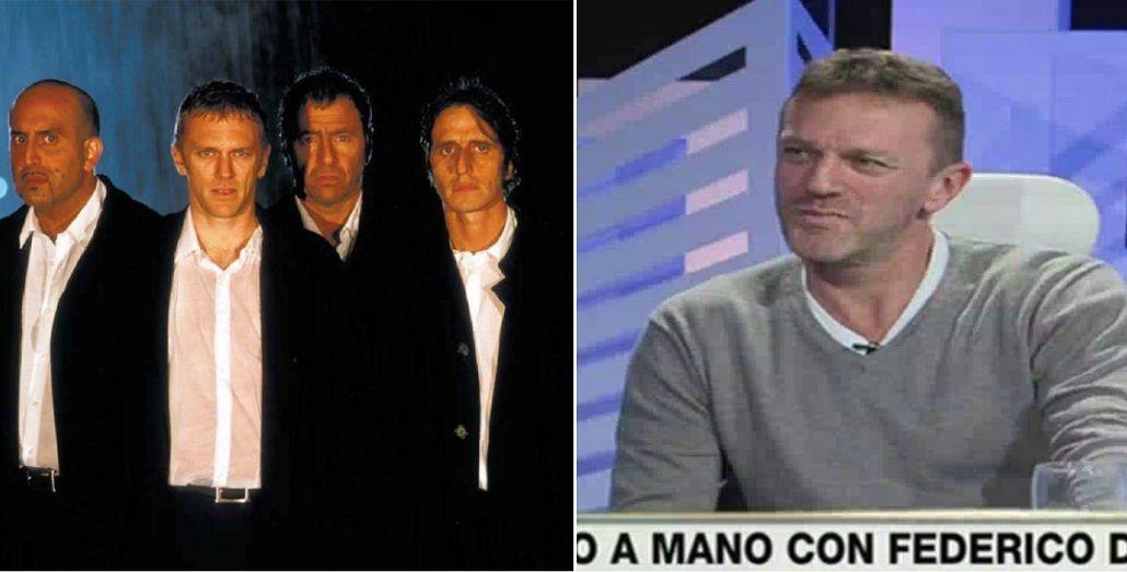 Federico DElía habló del reencuentro de los Simuladores y aclaró: ¿Diego Peretti fue el culpable de la separación?