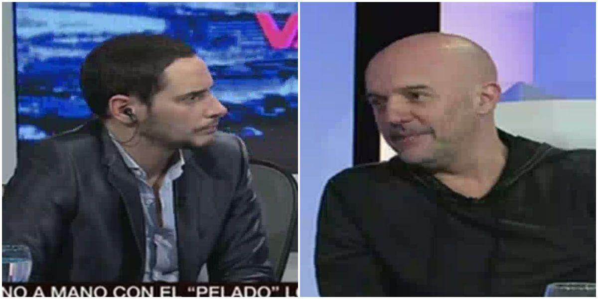 El Pelado López habló de política: Con esto de la grieta me siento en el medio mirando para ambos lados