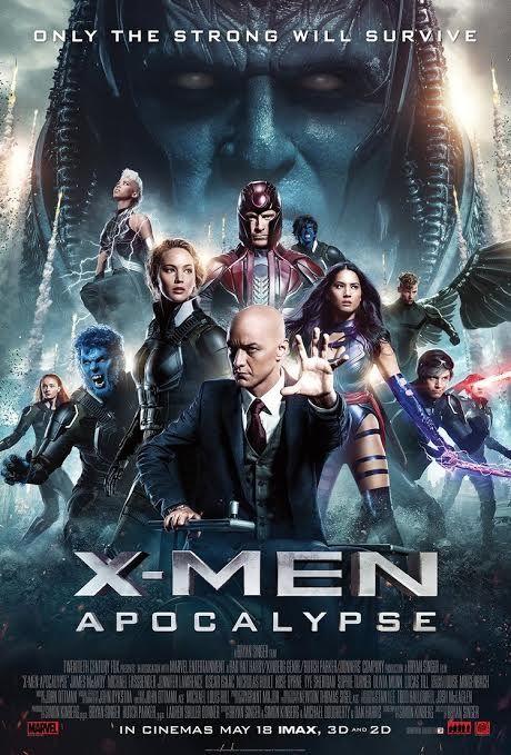 Mirá el adelanto de X-Men: Apocalipsis, el esperado estreno de la semana