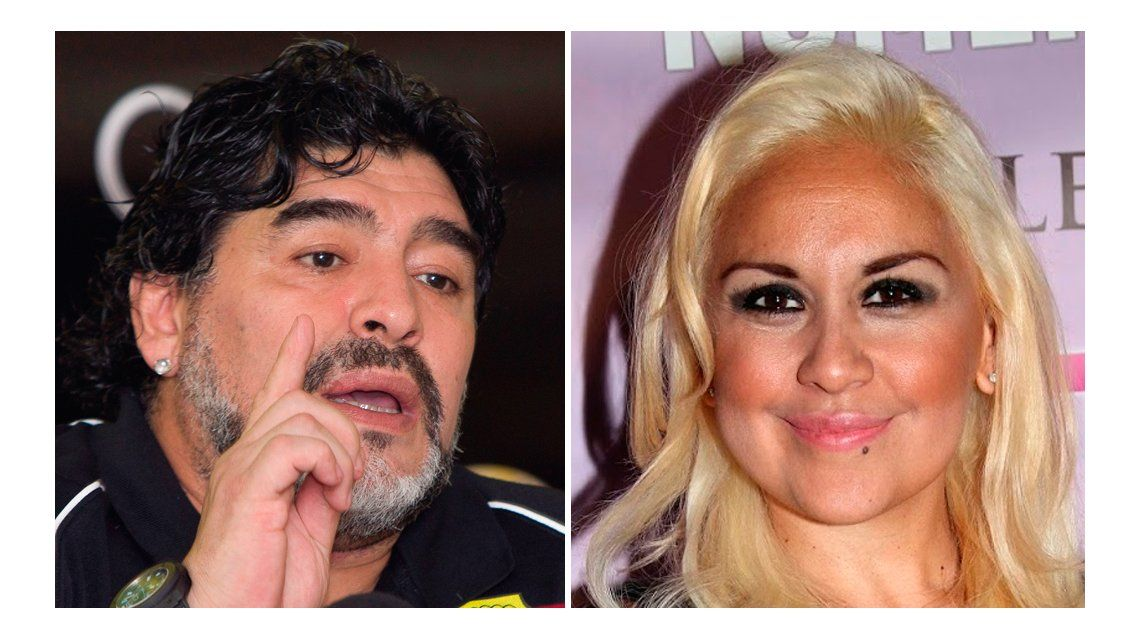 Diego Maradona quiere desalojar a Verónica Ojeda de su casa de Ezeiza