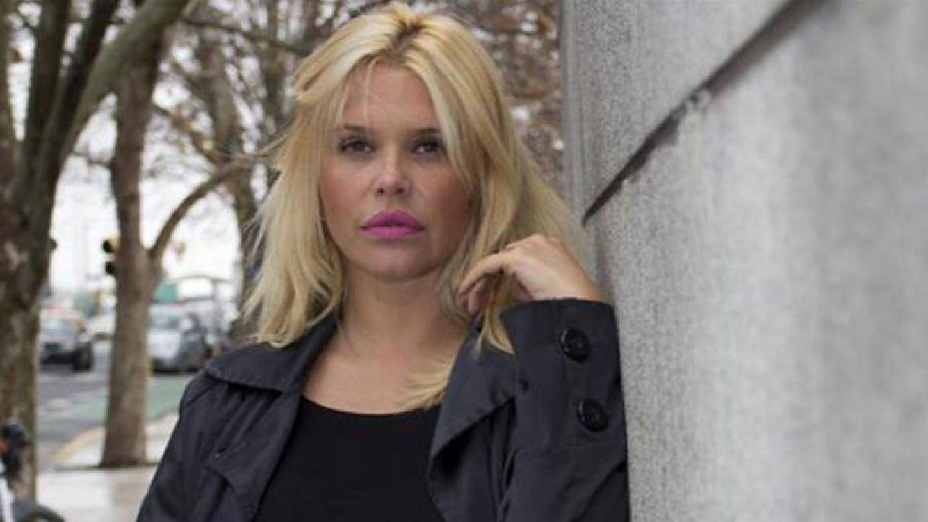 La furia de Nazarena Vélez contra el que difundió los audios de Muscari