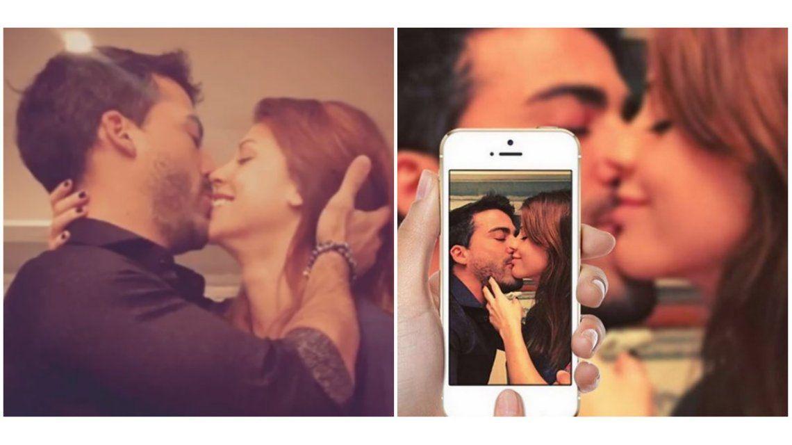 Los festejos súper melosos de Juliana Giambroni y su novio por un mes de relación