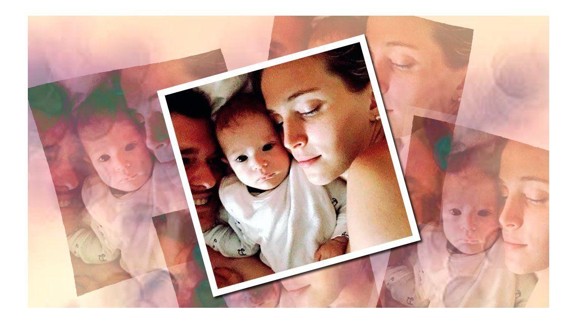 La tierna foto de Luisana Lopilato en el día de su cumpleaños y el mensaje de Michael Bublé: Cambiaste mi vida