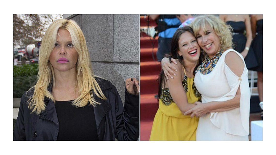 Georgina Barbarossa dejó la obra de Barbie Vélez y Nazarena salió al ataque: picante mensaje en Twitter