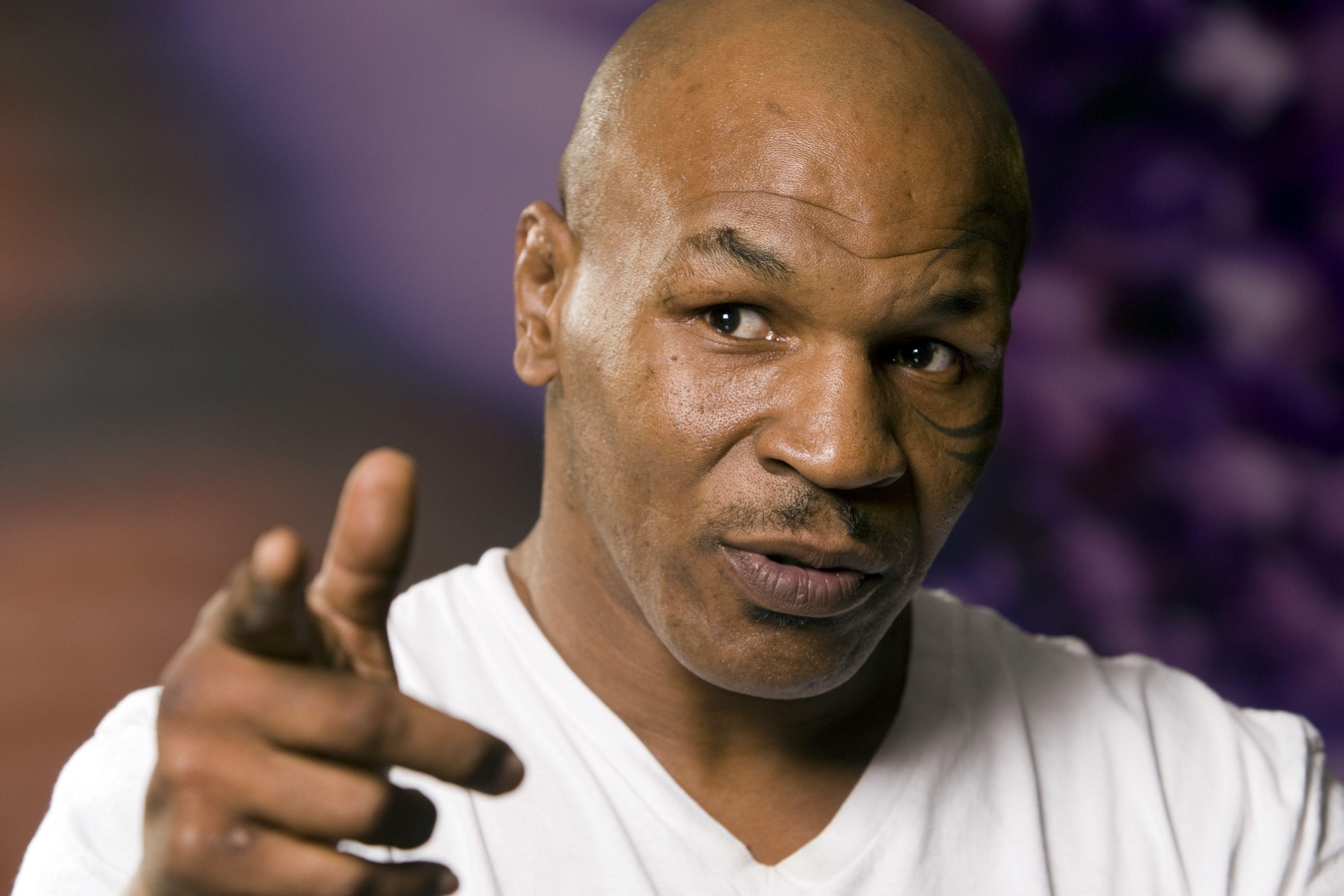 Mike Tyson contará su historia de vida en el Luna Park