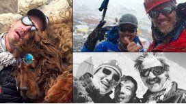 La advertencia de María Susini a Facundo Arana después de 34 días en el Himalaya