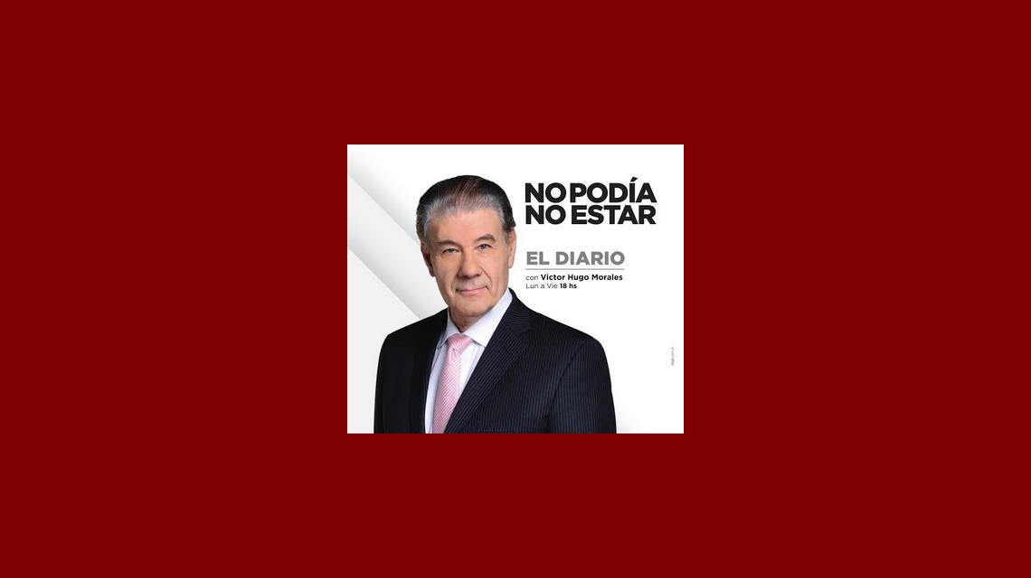 Víctor Hugo Morales, en C5N: pico de 5.7 puntos de rating y primera tendencia en Twitter