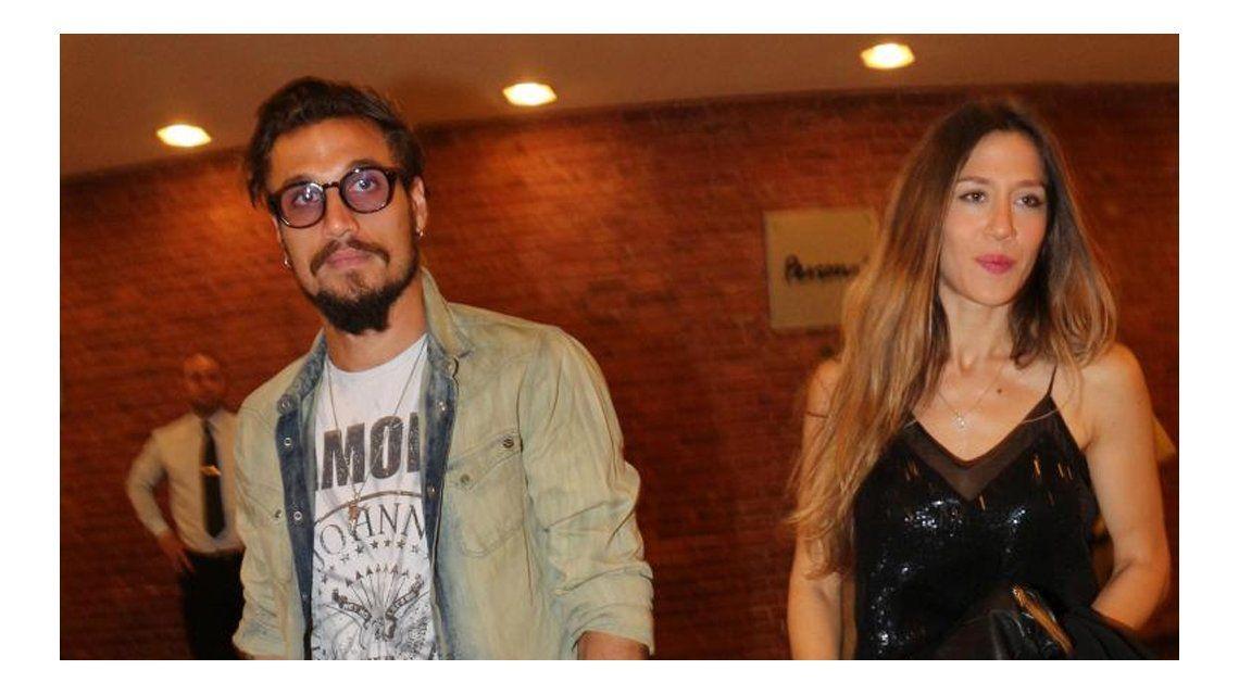 Jimena Barón habló del conflicto de Osvaldo con Boca: Lo que a él le afecte, me afecta