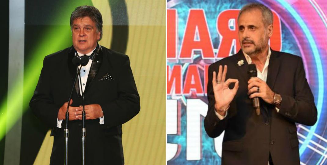 Luis Ventura vs. Jorge Rial por la filtración de la lista de ganadores de los Martín Fierro: Es lo mismo que yo le deschave los ganadores de Gran Hermano